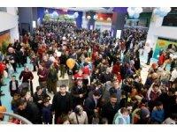 Çocuk Fuarı'nı 242 bin kişi ziyaret etti