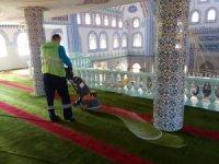 Darıca'da camilerde Ramazan temizliği yapılıyor