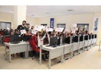 Erciyes Teknopark'ta 23 Nisan Sevinci Yaşandı