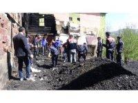 Sinop Valiliğinden 'yangın' açıklaması