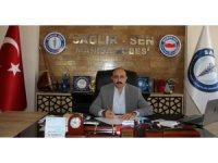 Sağlık-Sen Şube Başkanı Irgatoğlu, 'Ebeler Haftası'nı kutladı