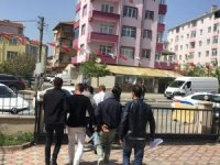 Tekirdağ'da 3 hırsızlık zanlısı gözaltına alındı
