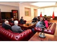 Kılıçdaroğlu, DP Genel Başkanı Uysal ile görüştü