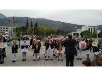 Forum Magnesia'da 23 Nisan coşkuyla kutlandı