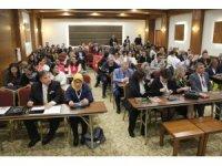 5.Uluslararası Akdeniz Tıbbi ve Aromatik Bitkiler Sempozyumu Nevşehir'de başladı