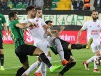 Türkiye Kupası'nda finale yükselen ilk takım belli oldu