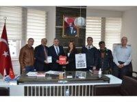 STK'lardan Başkan Altun'a ziyaret