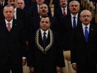 Erdoğan ve Kılıçdaroğlu aynı törende