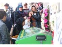 Motosiklet kazasında ölen üniversiteli Sefa son yolculuğuna uğurlandı