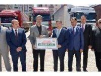 Malatya'dan Suriye ve Yemen'e yardım eli