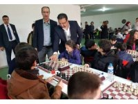 Satranç turnuvası düzenlendi