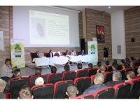 Üzümün geleceği ve sorunları Alaşehir'de konuşuldu