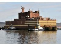 Dünyanın tek yüzer nükleer güç ünitesi Rusya'da ticari faaliyetlerine başlayacak
