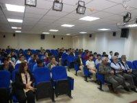 İMKB'li öğrencilere sıhhi tesisatçılık semineri
