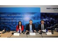 Alman yazılım devi Easy Software Türkiye'yi teknoloji üssü yapacak