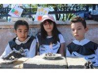 İlkokul öğrencilerinden bilim şenliği