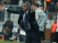 Beşiktaş'ta Şenol Güneş'i sevindiren gelişme
