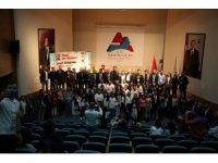 Ağrı İbrahim Çeçen Üniversitesi ev sahipliğinde düzenlenen 12. Ulusal Spor Bilimler Öğrenci Kongresi sona erdi
