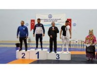 MAKÜ Güreş Takımı Türkiye Şampiyonu Oldu