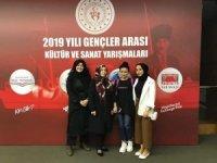 Uşak Fevzi Çakmak Kız İmam Hatip Lisesi Türkiye 1.si oldu