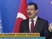 AKP'li Ali İhsan Yavuz yine sahnede: Bir şey oldu ama…