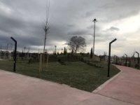 Ağrı'da Millet Bahçesi ilgi odağı oldu