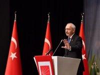 Kılıçdaroğlu CHP'li Belediye Başkanları ile buluştu