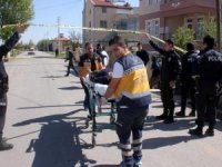 Karaman'da silahlı çatışma: yaralılar var