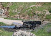 Silopi'de EYP öğrenci servisinin geçişi sırasında patladı: 2 ölü