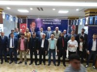 Muhafazakar Yükseliş Partisi Şırnak İl Kongresi yapıldı