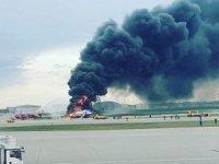 Rusya'da uçak faciası: ölü sayısı 41 oldu