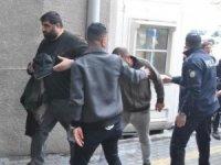 Şehit cenazesinde gözaltına alınan 30 kişi adliyede