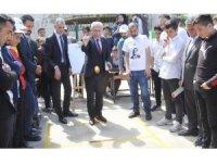 Sason'da 4006 TÜBİTAK Bilim Fuarı açıldı