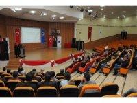 BÜ'de patent tescili eğitimi düzenlendi