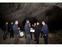 Tuzluca Tuz Mağaraları Terapi Merkezi oluyor