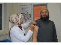 İl Sağlık Müdürlüğü'nden Hac Adaylarının Aşılama Saatlerine Ramazan Düzenlemesi