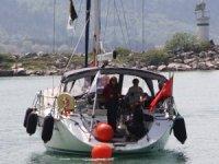 Barış için yelken açan kadınlar, Kastamonu'da