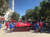Iğdır'da Gençlik Yürüyüşü