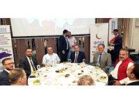 Dicle Elektrik'te Ramazan buluşmaları sürüyor