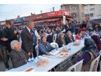Çerkeş'te geleneksel iftar programı