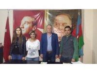 Gençlik Kulübü'nden Asimder'e ziyaret