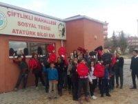 MHP'li Başkanın açtığı Atatürk Evi'ni AKP'li Başkan kapattı