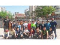 Sahra Galip Özsan Ortaokulu'ndan Hentbolde Büyük Yatırım