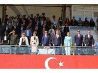 Kırklareli' de 19 Mayıs coşkuyla kutlandı