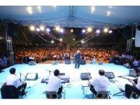 Şehr-i Yaman etkinliklerinde Kahtalı Mıçe coşkusu
