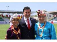 Bodrum'da 19 Mayıs Kutlamaları
