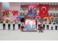 Sungurlu'da 19 Mayıs coşkuyla kutlandı