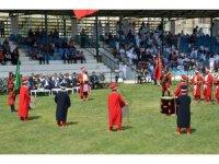 Malatya'nın ilçelerinde 19 Mayıs coşkusu