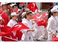 Sivas'ta 19 Mayıs kutlamaları
