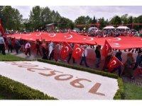 Altınpark'ta 19 Mayıs coşkusu
